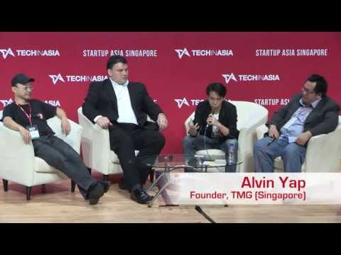 Startup Asia Discussion Panel: Mobile Gaming in Southeast Asia