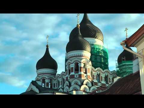 TALLINN -  A Capital da Estônia HD
