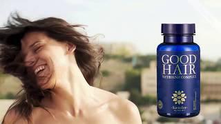 Hair Growth Vitamins with Biotin, DHT Blocker & Over 20 Vitamins & Minerals (Kansha Alchemy)