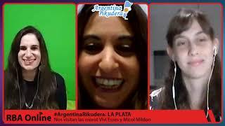 #ArgentinaRikudera: La Plata - Entrevista a Vivi Esses y Micol Mildon