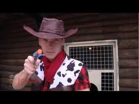 Cowboy Waistcoat & Chaps (ref: 21164)