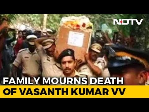Kerala CRPF Soldier Sent Photos Of Dew And Mist To Wife Before His Death