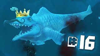 King Mosasaur!! || Hungry Shark Evolution - Ep 16
