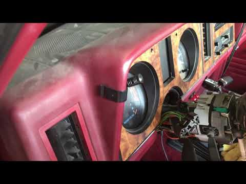 Fixing The Dimmer Switch For The Headlights On The 1988 Ford Ranger