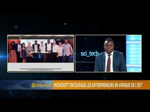 Microsoft to empower East African entrepreneurs [Hi-Tech on TMC]