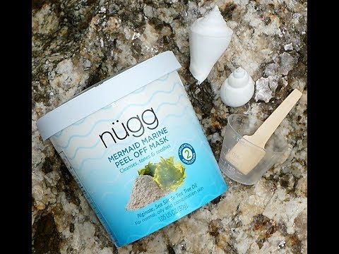 Painless Peel Off Mask - Nugg Beauty Mermaid Marine Peel Off Mask