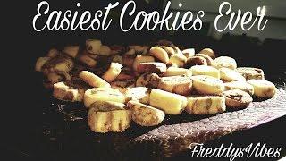 Τα πιο εύκολα μπισκότα EVER (FreddysVibes)