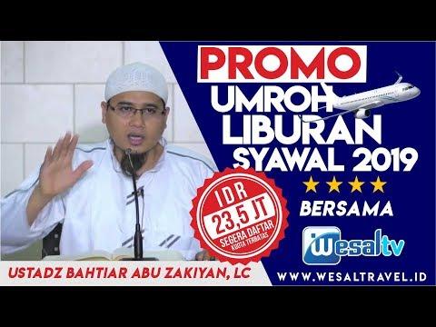Umrah Syawal Castourindo -1439 H/2018 M.