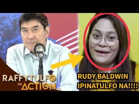 RUDY BALDWIN IPINATULFO NA |RAFFY TULFO IN ACTION -  (2020)