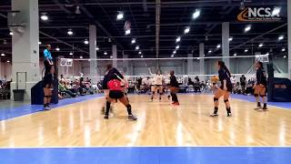 Autumn Dowell Volleyball 2017 Highlights 3