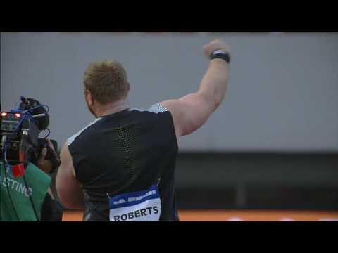 Shanghai 2016: Men´s Shot Put  - Top 3