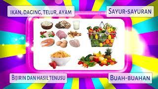Makanan Berkhasiat & Makanan Tidak Berkhasiat - Dayang Mizani