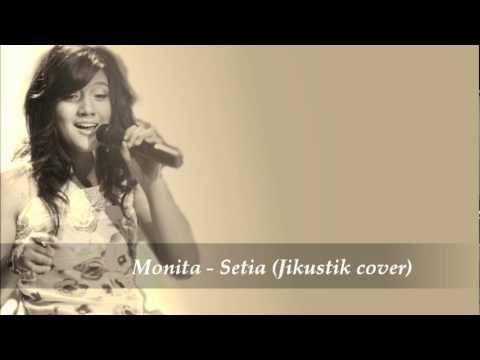 Monita - Setia (Jikustik) - Indonesian Idol 2 - Live Show - Top 4