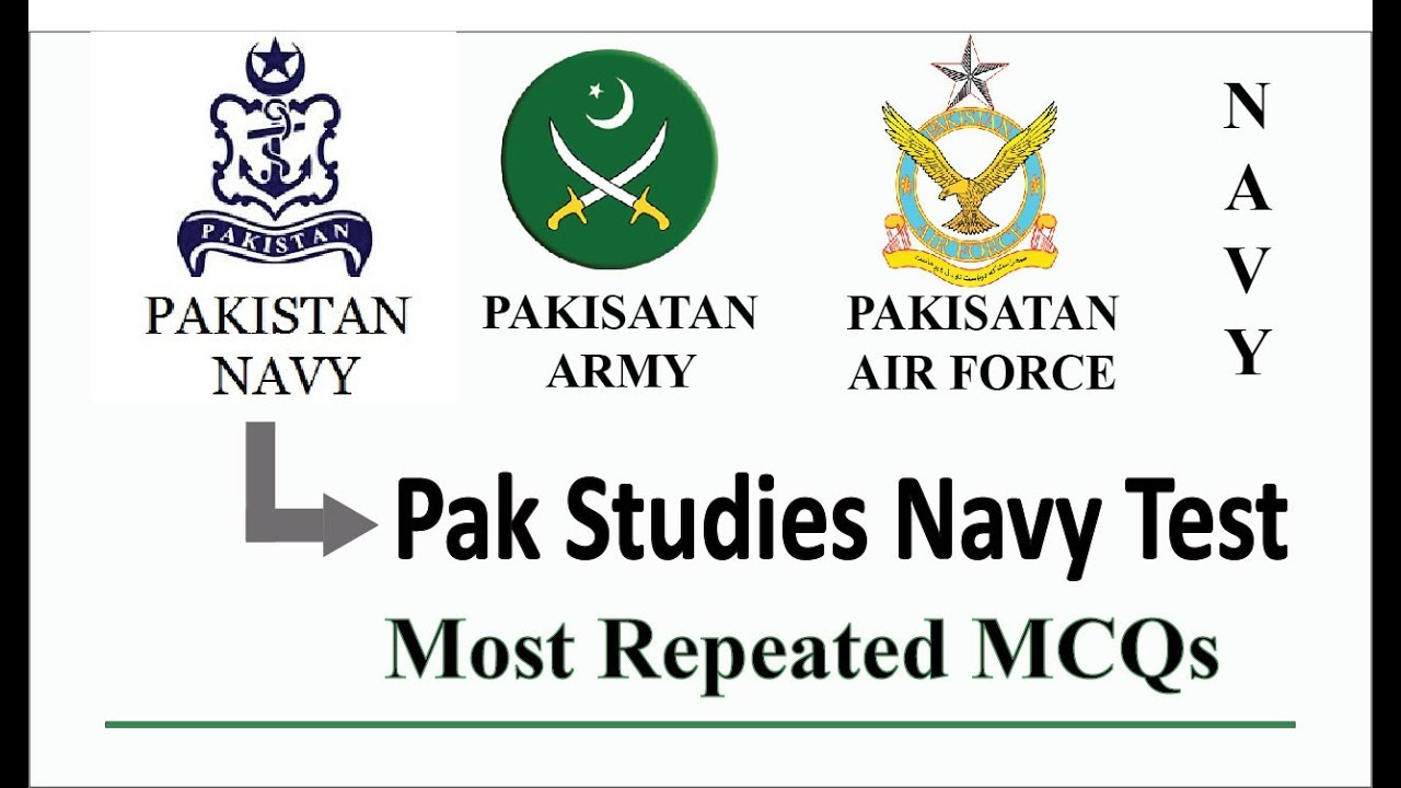 Join Pak Navy 2019-B | Pak Navy Civilian Jobs | Pak Studies Test  Preparation | Navy jobs 2018 - 19