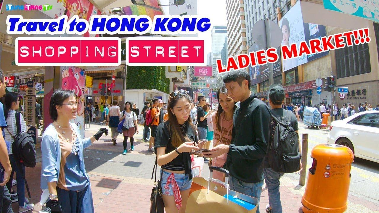 """"""" DU LỊCH HỒNG KONG"""" ▶ Trải nghiệm Chợ Quý Bà và Thiên đường mua sắm Châu Á"""