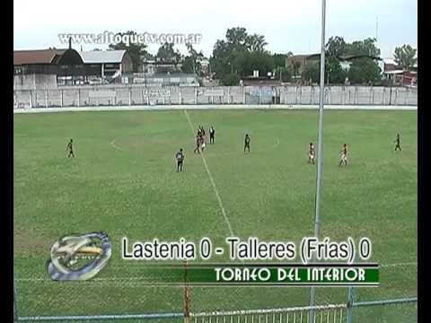 Lastenia 0 - Talleres (Frías) 0