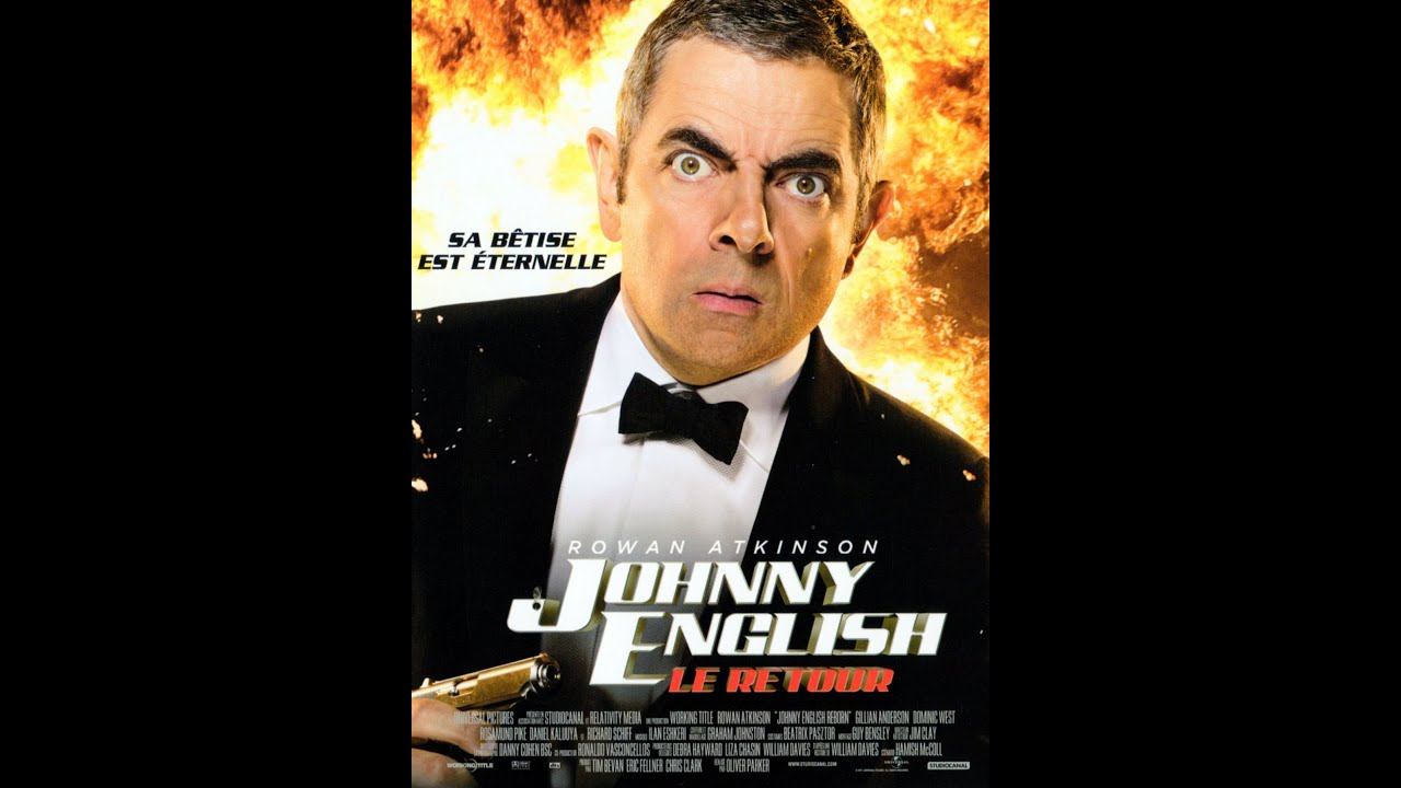 Download Johnny English Reborn 2020 - Rowan Atkinson, Rosamund Pike, Dominic West - New Year 2020 - Full HD.