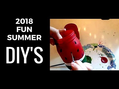 diy-summer-room-decor-2018:-5-easy,-fun,-and-colorful-diy's