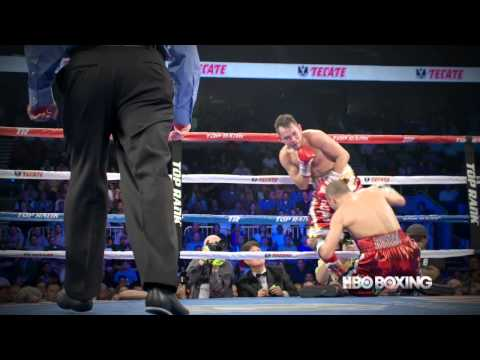 Hey Harold! Lederman on Donaire (HBO Boxing)