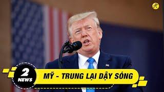 Gambar cover Donald Trump lại ĐÁNH THUẾ SẤP MẶT lên hàng hóa Trung Quốc, số phận iPhone ra sao? I Hinews