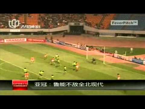 2011 ACL Group G 5R - SHANDONG vs JEONBUK 110503
