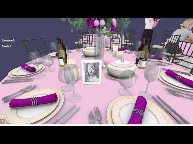 Wedding details CPQ