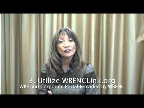 5 Tips to Utilizing WBENC Certification- Evelyn La...