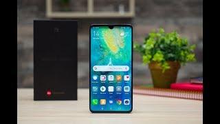 مراجعة للهاتف Huawei Mate 20:مظلوم هالجوال!