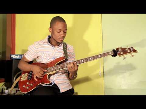 Ringtone ft Christina Shusho - Tenda Wema bass cover by christian rush