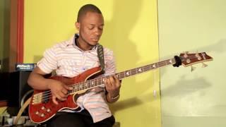 Ringtone ft Christina Shusho Tenda Wema bass cover by christian rush