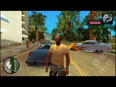 Cara Download Game GTA Vice City Stories PPSSPP Android