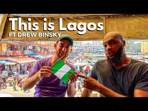 This is LAGOS, NIGERIA!