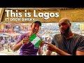 This is LAGOS, NIGERIA!