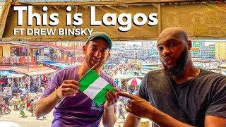 This is LAGOS NIGERIA