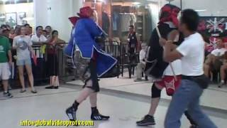 ESKRIMA (STICK FIGHTING) WORLD CHAMPIONSHIP, CEBU, PHILIPPINES