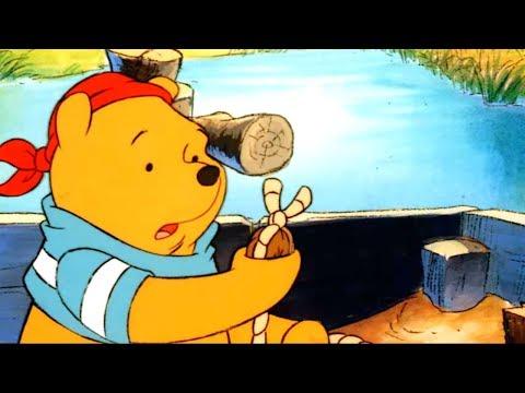 🐻 Новые приключения медвежонка Винни и его друзей - Серия 1 Сезон 3 | Мультфильмы Disney Узнавайка