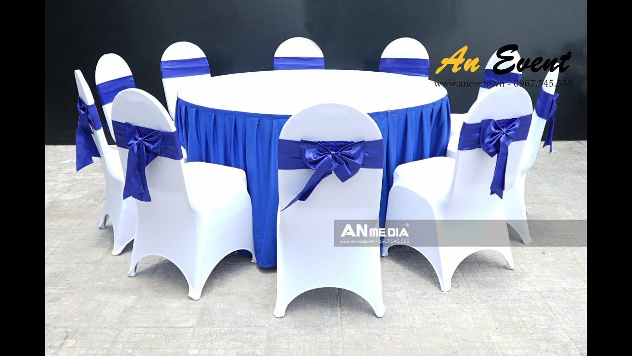 Cho thuê Bàn ghế sự kiện – Cho thuê Bàn ghế Hội nghị – Cho thuê Bàn ghế cưới hỏi Hà Nội