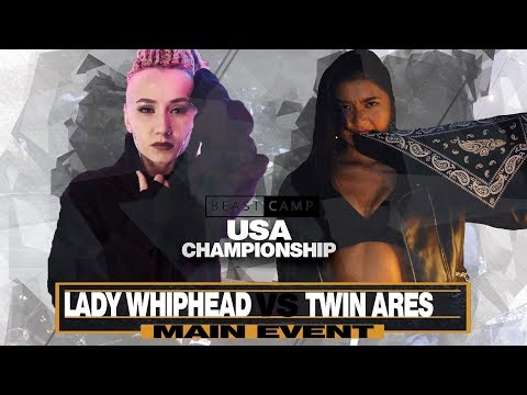 Lady Whiphead vs Twin Ares | The Beast Camp USA Championship