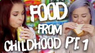 Foods from Our Childhood - Pt. 1 (Cheat Day)