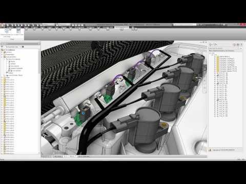 Autodesk Inventor Electromechanical Design