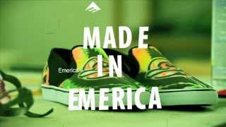 Emerica Presents: Provost x Mouse Limited Collab