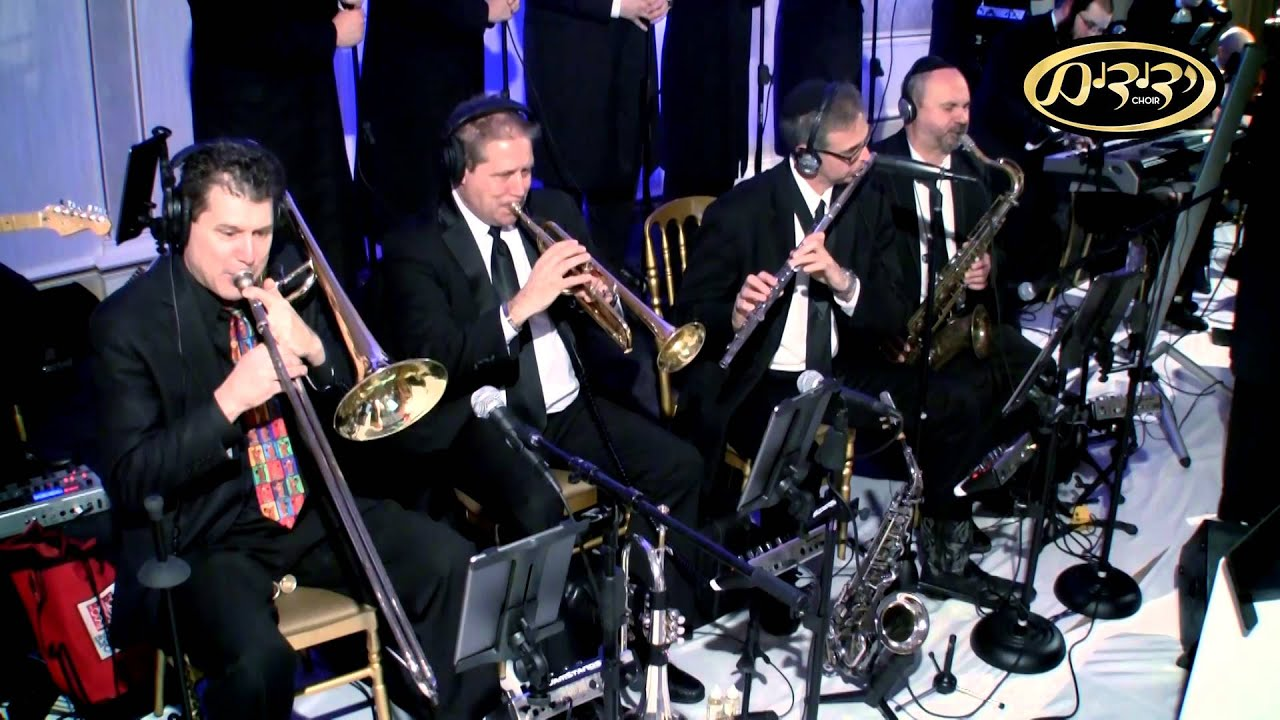 Shloime Gertner & Yedidim Choir Sing London Boys Choir A Berko Production שלומי גרטנר ומקהלת ידידים