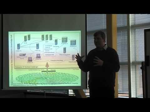 Linked Data for Enterprise Information Integration : Prof. sören auer