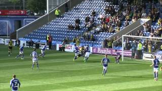 Chesterfield v Burton