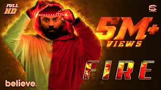 FIRE | CHANDAN SHETTY OFFICIAL VIDEO | INTO PEACE PRODUCTION