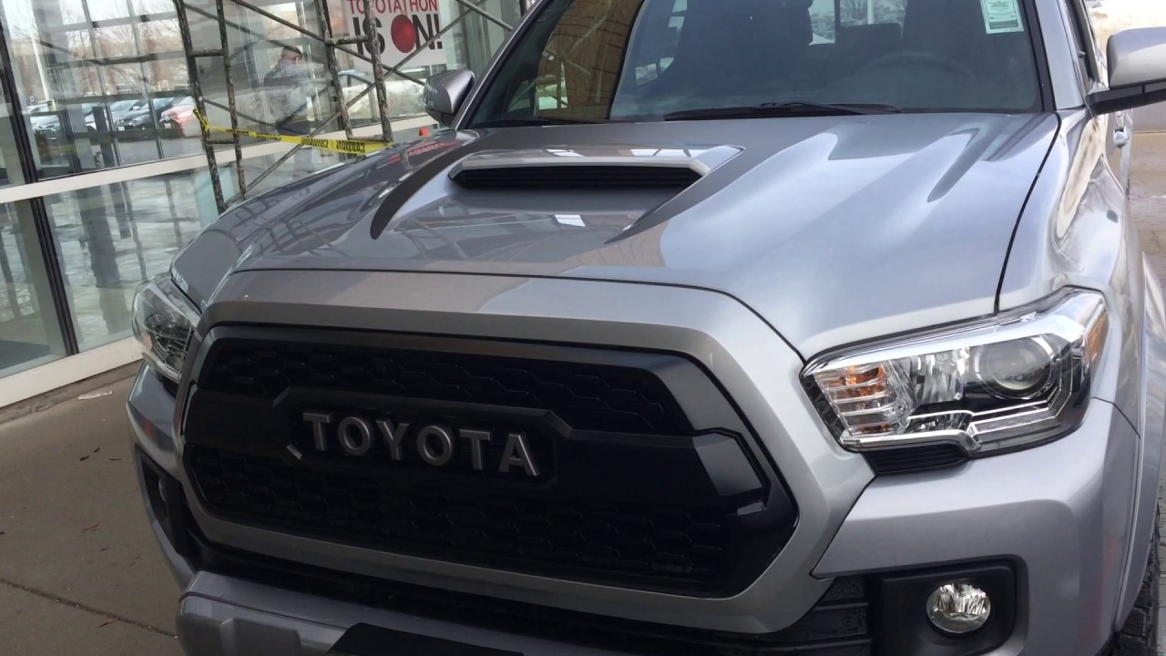 Tacoma Trd Off Road With Pro Kit Young Toyota