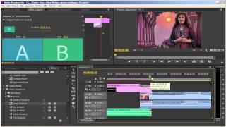 Добавление звукового вступления, Видеоурок № 4, Adobe Premiere Pro CS6, 28.02.2014