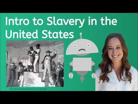 An Introduction to Slavery in the United States