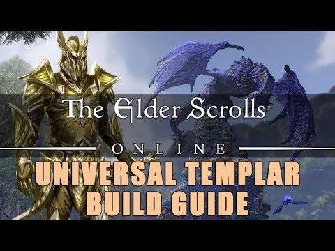 Templar Dps Build Eso 2019