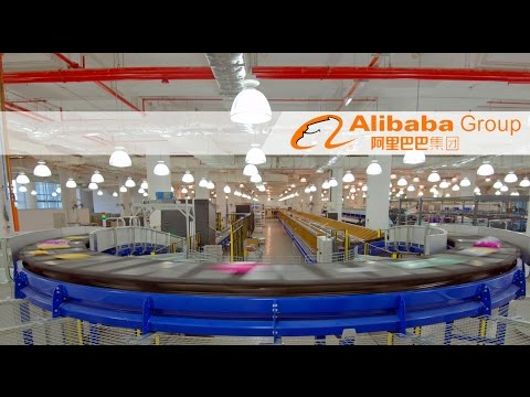 Alibaba is paying 19% premium for this company's shares!